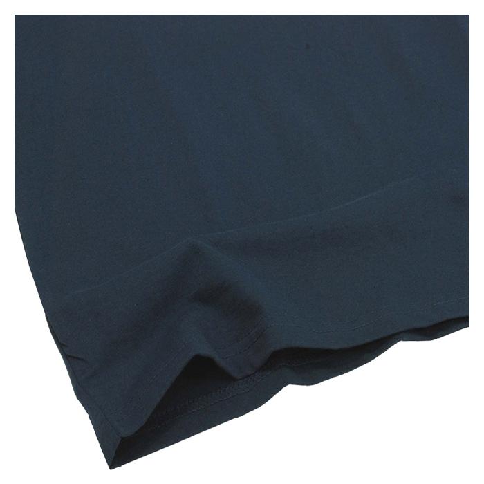 ラルフローレン ビッグポニービンテージプリント半袖リンガーTシャツ裾部分