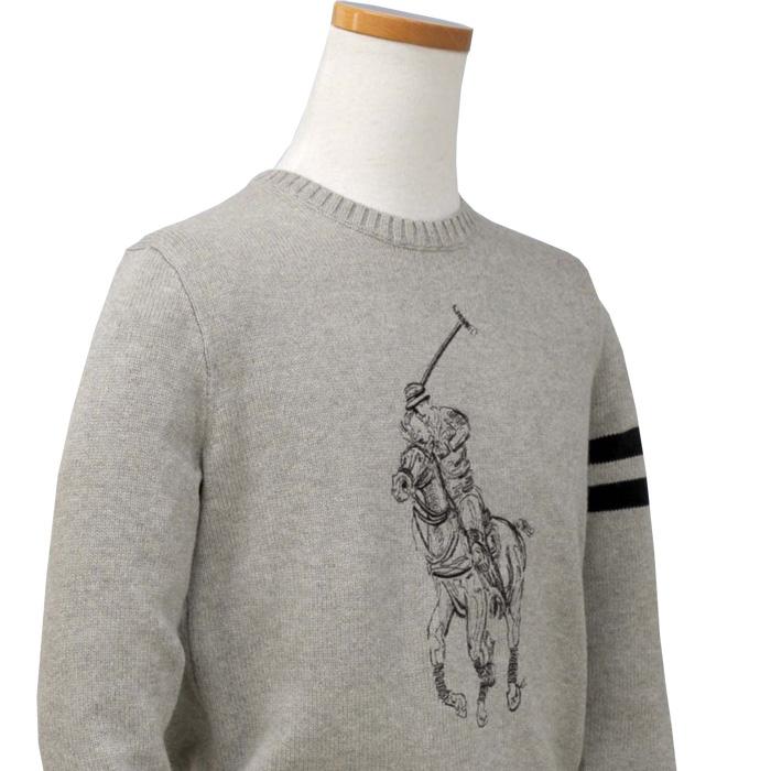 ラルフローレン Big Pony コットン セーター