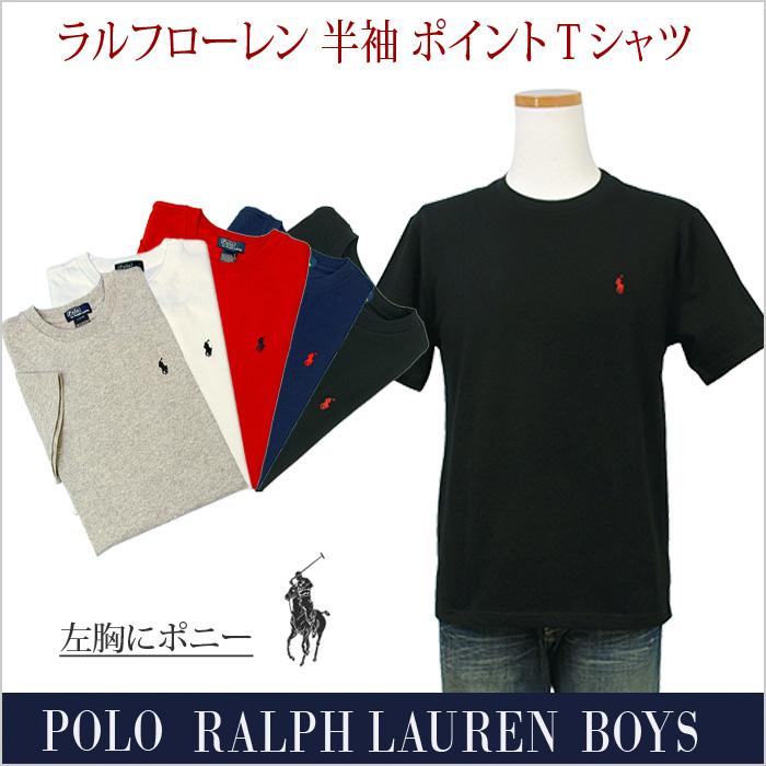 ラルフローレン 定番 半袖Tシャツ