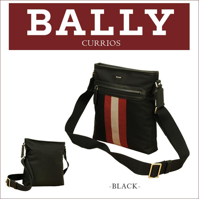 【BALLY】バリー CURRIOS クロスボディバッグ