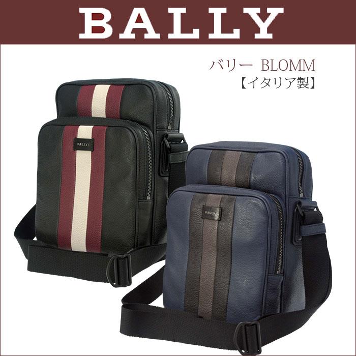 【BALLY】バリー グレインボヴィンレザー レポートバッグ