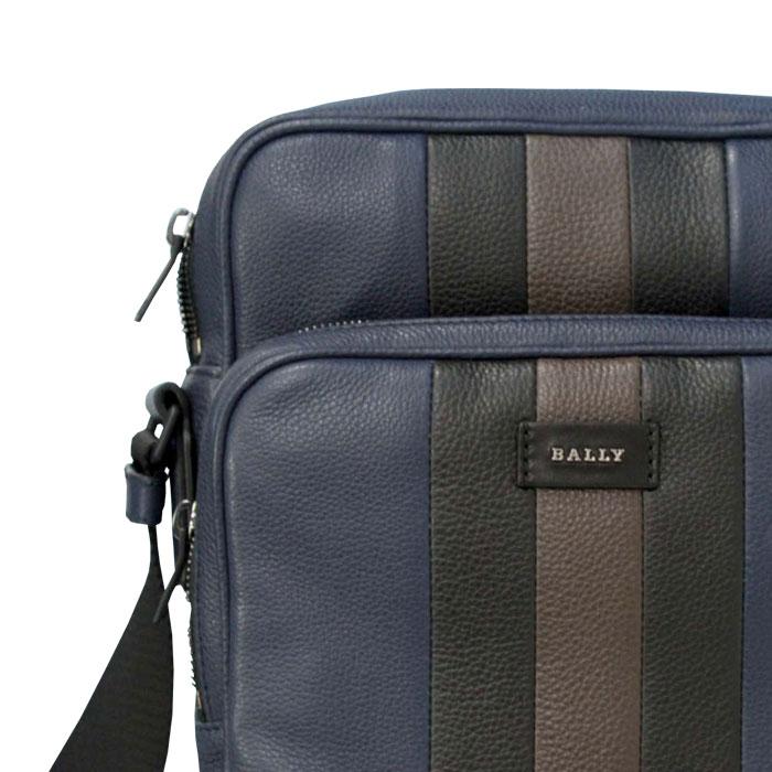 【BALLY】バリー BLOMM TSPショルダーバッグ インク