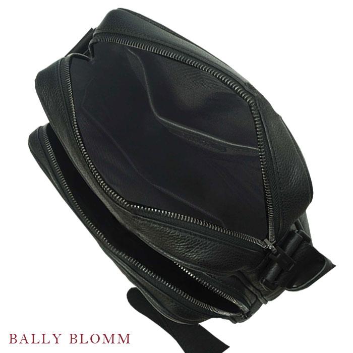 【BALLY】バリー BLOMM TSPショルダーバッグ内側ポケット
