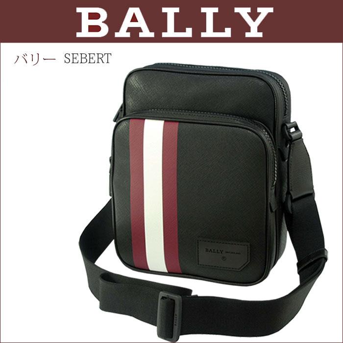 【BALLY】バリー SEBERT レポートバッグ