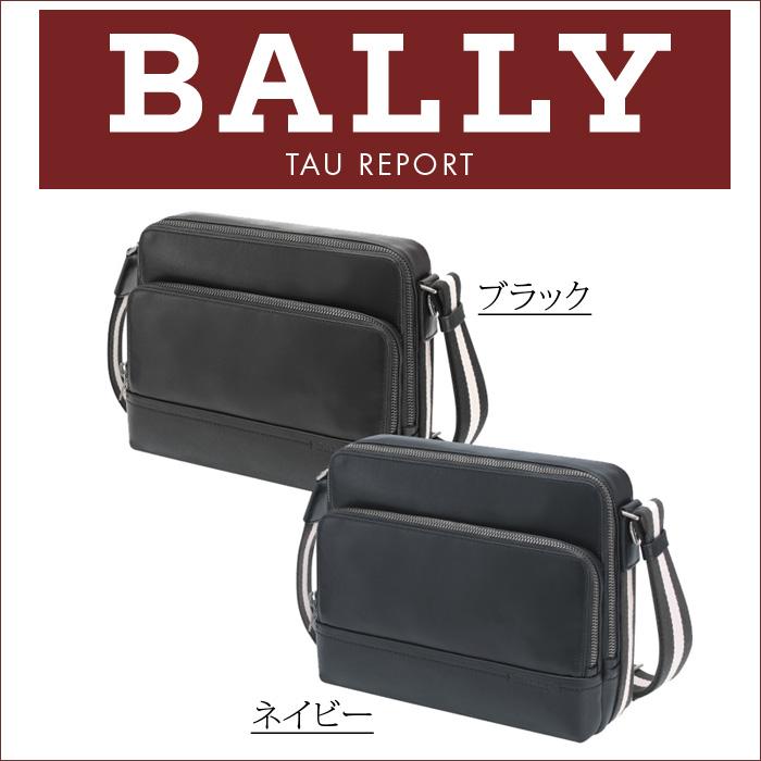 【BALLY】バリー TAU カーフレザー レポートバッグ
