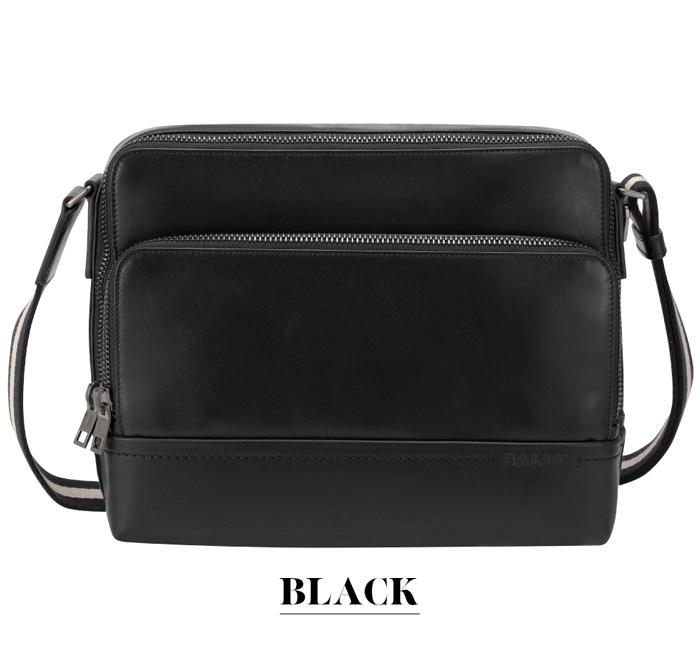 【BALLY】バリー TAU カーフレザー レポートバッグ ブラック 保存袋付