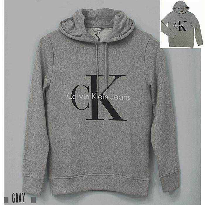 カルバンクライン  CK NewYorkプリント半袖Tシャツ 綿100%