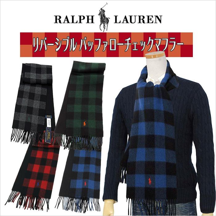ラルフローレン 大格子(バッファローチェック) 2019年モデル