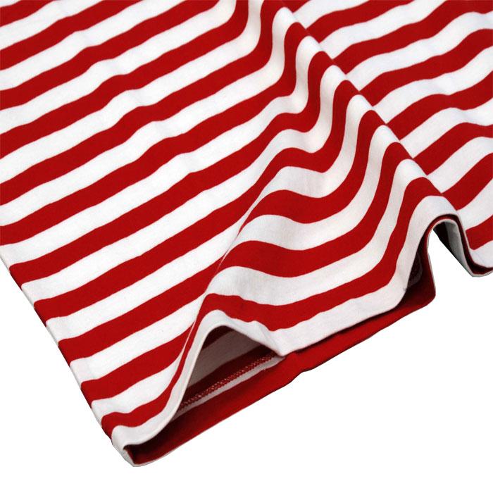 ラルフローレン メンズ 半袖ボーダーTシャツ ポニー刺繍