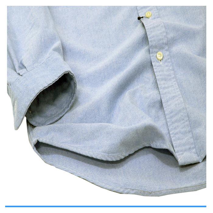 ラルフローレン メンズ ポロベア オックスフォードシャツ裾部分
