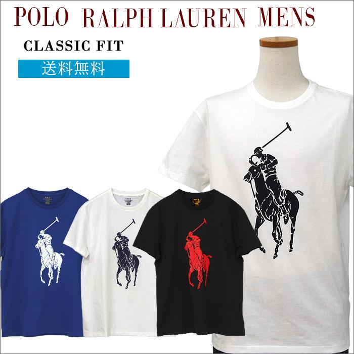 ラルフローレン ビッグポニー 半袖Tシャツ