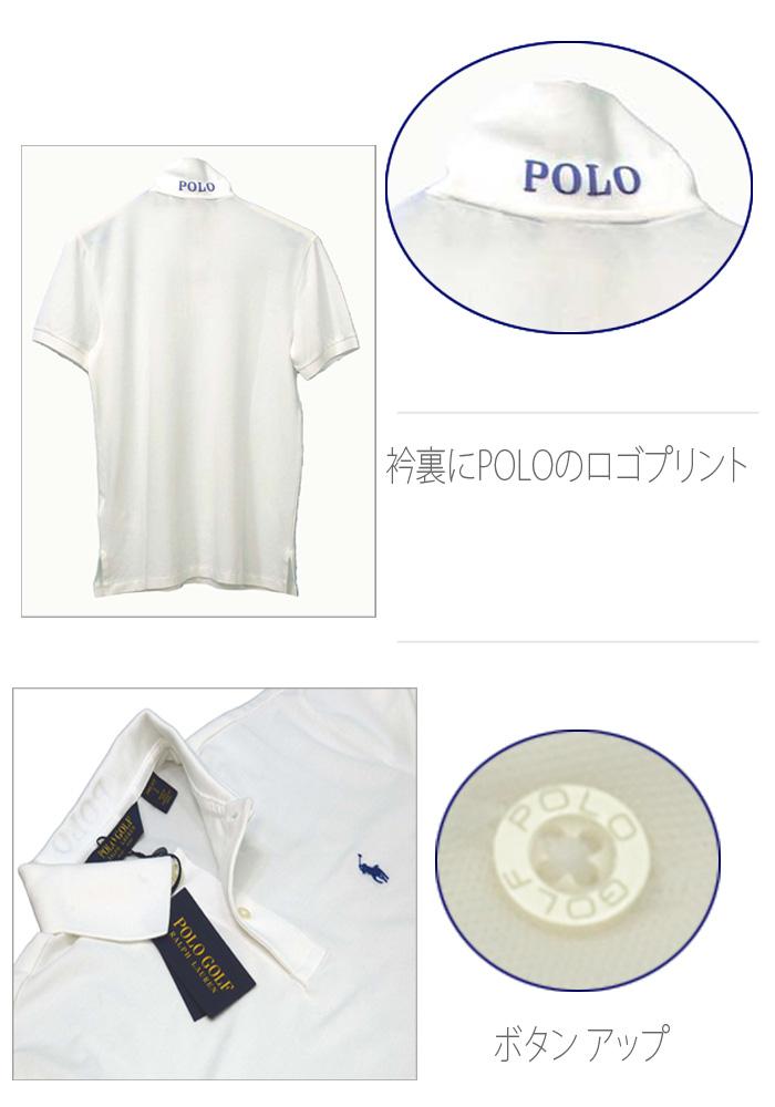 ラルフローレン メンズ POLO Golf 半袖 ポロシャツ