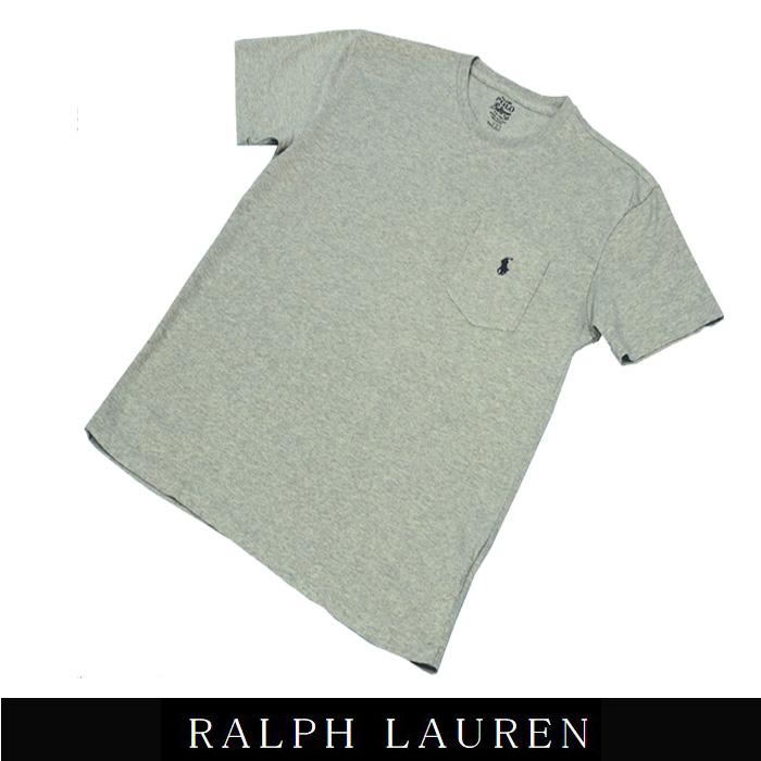 ラルフローレン 定番ポケット付半袖 Tシャツ