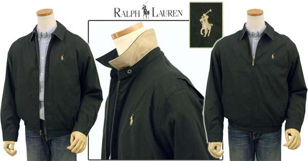 Ralph Lauren バイスイング ウインドブレーカー ブラック