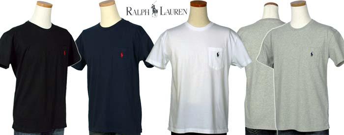 POLO Ralph Lauren ポケット付 半袖 Tシャツ