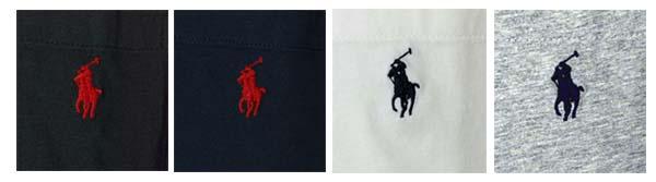 ポケット付半袖 Tシャツ ブラック、ネイビー、ホワイト、グレー