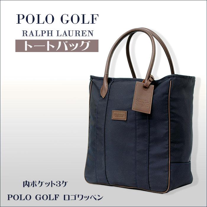 POLO GOLFラルフロ-レン ポロゴルフ トートバッグ