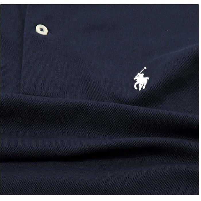 ラルフローレン メンズ POLO GOLF 半袖ポロシャツ ボタン部分