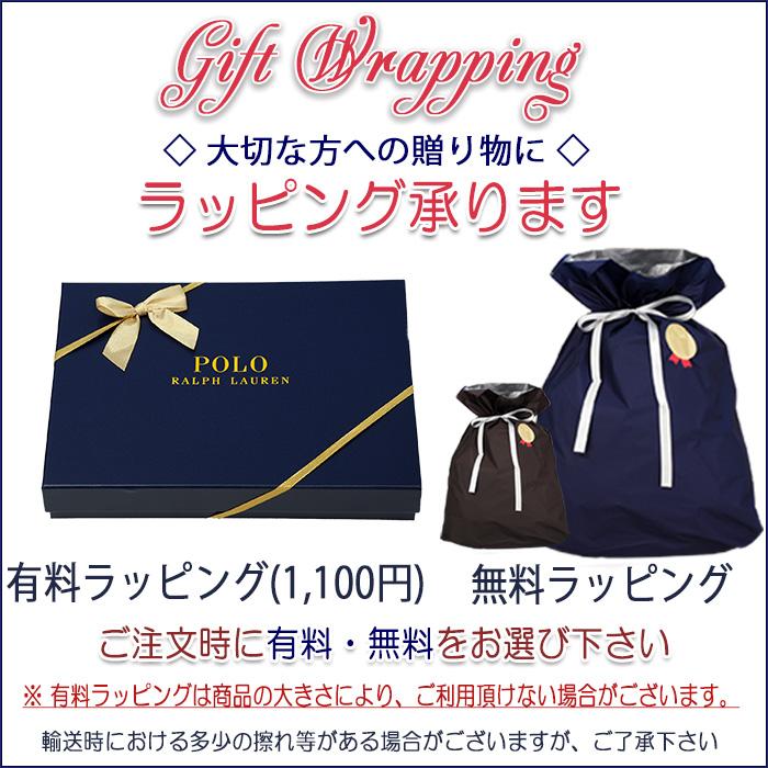 ラルフローレン ギフトボックス有料1100円