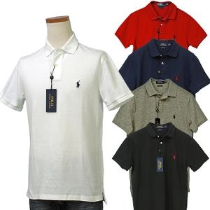 ラルフローレン メンズ 半袖ポロシャツ