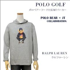 POLO GOLF Ralph Lauren Men's 長袖Tパーカー